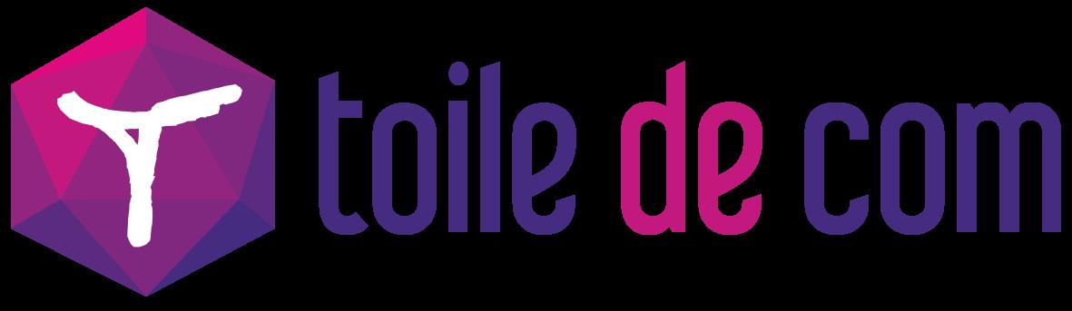 Logo toile de com